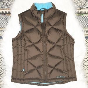 L.L. Bean Children's Unisex Down Vest